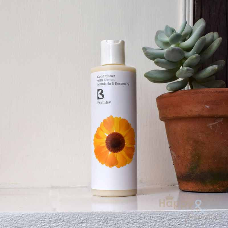 Lemon, Mandarin & Rosemary conditioner by Bramley Products