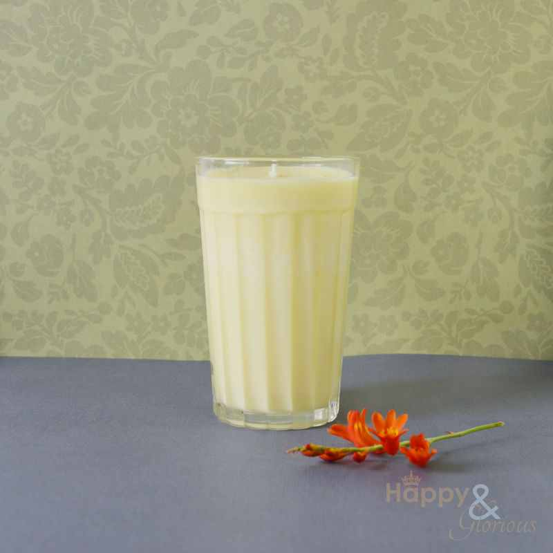 Orange, Clove & Cinnamon Scented Candle - Natural Plant Wax
