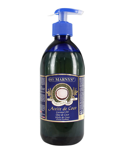 ACEITE COCO 500ML. MARNYS