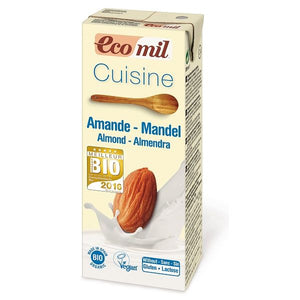Comprar NATA ALMENDRAS CUISINE CHEF 200ML NUTRIOPS