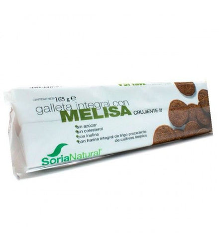GALLETAS MELISA INTEGRAL 165G SORIA NATURAL S.L.