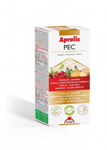 APROLIS JARABE PECTORAL 180 ML DIETETICOS INTERSA