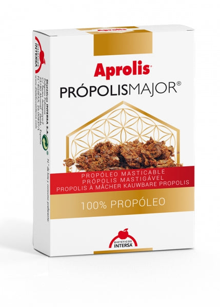 APROLIS PROPOLIS MAJOR MASTICABLE DIETETICOS INTERSA