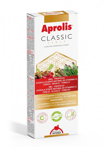 APROLIS JARABE 250ML DIETETICOS INTERSA