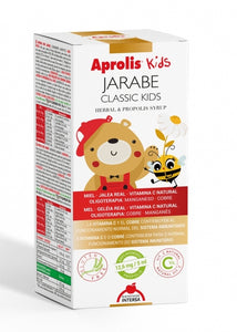 Comprar APROLIS KIDS JARABE CLASSIC 180ML D. INTERSA
