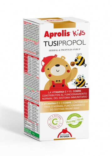APROLIS KIDS TUSI-PROPOL 105ML ESSENTIAL AROMS