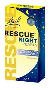 Comprar REMEDIO RESCATE RECUE NIGHT 28 PERLAS 60MG BACH