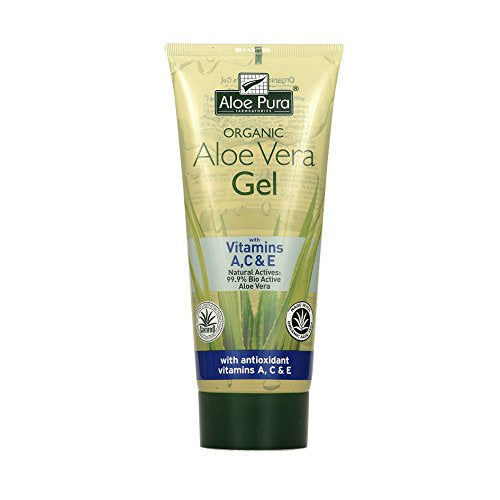 GEL ALOE VERA ANTIOXIDANTE 200ML ALOE PURA