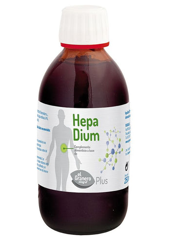 HEPADIUM 250 ML EL GRANERO