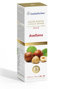 ACEITE AVELLANA 100ML VEG. ESENTIAL AROMS