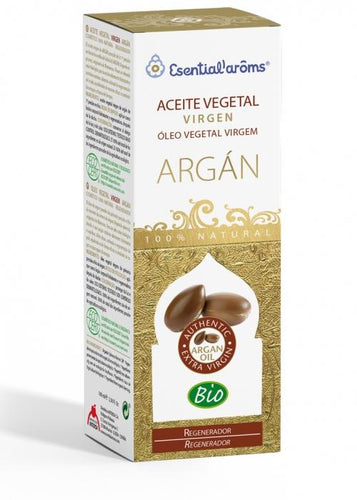 ACEITE ARGAN 100ML BIO ESENTIAL AROMS