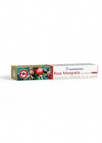 Comprar ROLL ON ANTIARRUGAS ROSA MOSQUETA ESENTIAL AROMS