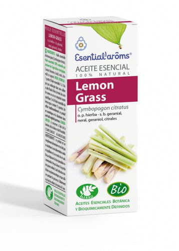 ACEITE ESENCIAL LEMON GRASS ESSENTIAL AROMS