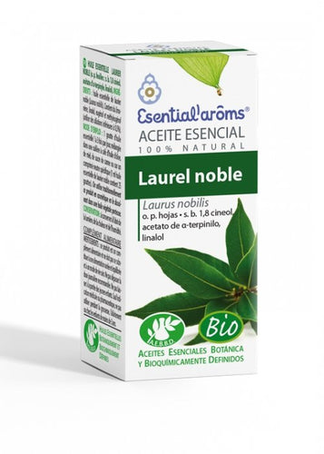 ACEITE ESENCIAL LAUREL 5ML ESENTIAL AROMS