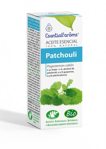 ACEITE ESENCIAL PATCHOULI 10ML ESSENTIAL AROMS