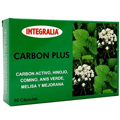 CARBON PLUS 60 CAP INTEGRALIA