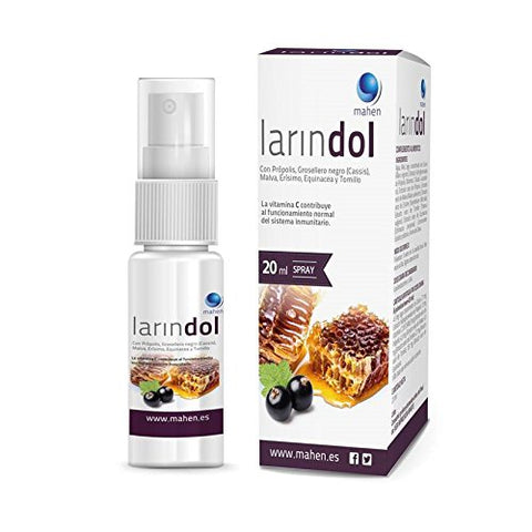 LARINDOL 20 ML SPRAY MAHEN