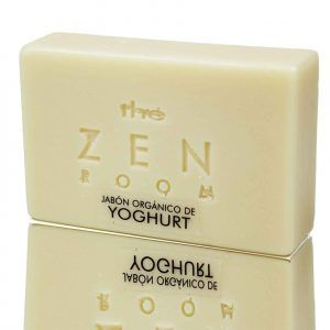 JABON THE ZEN ROOM ORGANICO YOGURT RADHE SHYAM