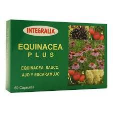 EQUINACEA PLUS 60 CAP INTEGRALIA
