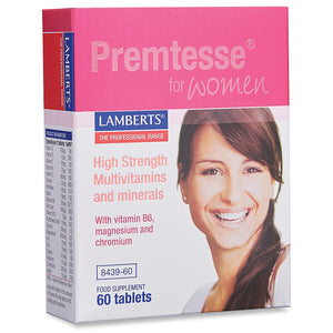 PREMTESSE (FOR WOMEN) 60 TABLETAS LAMBERTS
