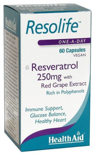 RESOLIFE 60 CÁPSULAS HEALTH AID