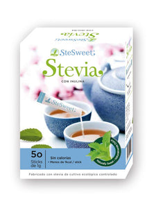 STEVIA STICKS  INULINA