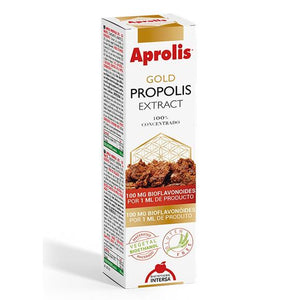 Comprar APROLIS GOLD PROPOLIS EXTRACT CONCENTRADO 30 ml DIETETICOS INTERSA