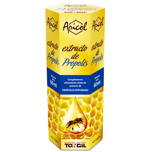 APICOL EXTRACTO PROPOLIS 60ML TONGIL