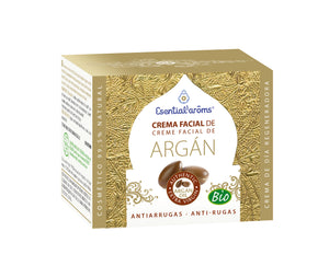 CREMA FACIAL ARGAN 50ML ESENTIAL AROMS INTERSA