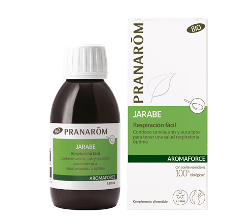 JARABE AROMAFORCE INVIERNO (Respi. Facil) BIO 150ml. PRANAROM