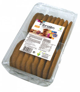 GALLETAS FIBRALEN LENGUAS INTEGRALES 350G NOVADIET