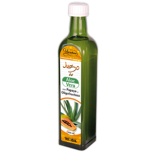 VITALOE ZUMO 500ML ALOE Y PAPAYA TONGIL