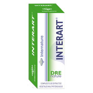 INTERART 30ML DRENATURE INTERNATURE - Herbolario El Búho