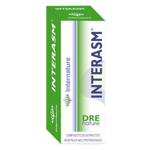 INTERASM 30ML DRENATURE INTERNATURE - Herbolario El Búho