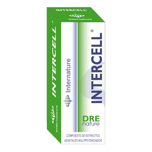 INTERCELL 30ML DRENATURE INTERNATURE - Herbolario El Búho