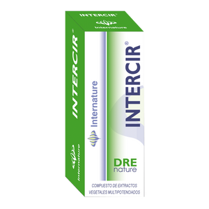 INTERCIR 30ML DRENATURE INTERNATURE - Herbolario El Búho