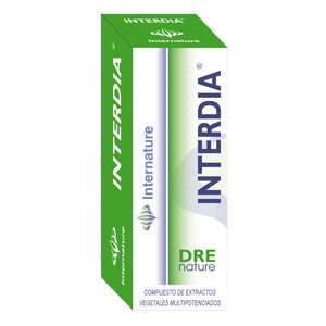 Comprar INTERDIA 30ML DRENATURE INTERNATURE