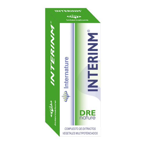 INTERINM 30ML DRENATURE INTERNATURE - Herbolario El Búho