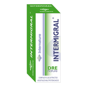INTERMIGRAL 30ML DRENATURE INTERNATURE - Herbolario El Búho