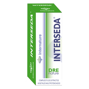 INTERSEDA 30ML DRENATURE INTERNATURE - Herbolario El Búho
