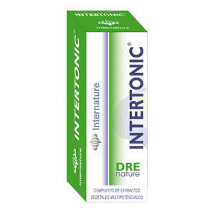INTERTONIC 30ML DRENATURE INTERNATURE - Herbolario El Búho