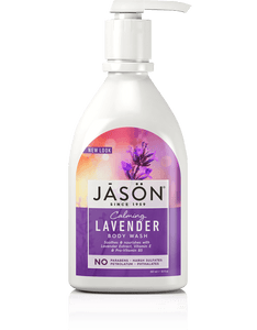 GEL DE DUCHA DE LAVANDA 887 ML JASON
