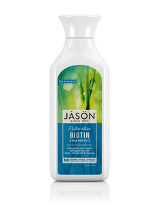 CHAMPU BIOTINA NATURAL 473ML. JASON