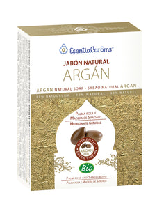 JABON ARGAN 100G DIETETICOS INTERSA