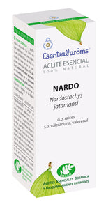 ACEITE ESENCIAL NARDO 5ML ESSENTIAL AROMS