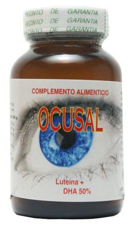 OCUSAL (LUTEINA+) 60P GOLDEN GREEN NATURAL