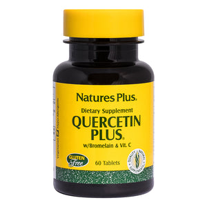 Comprar QUERCETIN PLUS 60 TABLETS SM IMPORT
