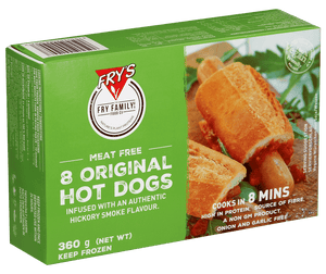 Comprar SALCHICHAS HOT DOG 380G FRYS