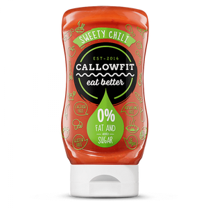 Comprar SALSA SWEET CHILI 300ML CALLOWFIT