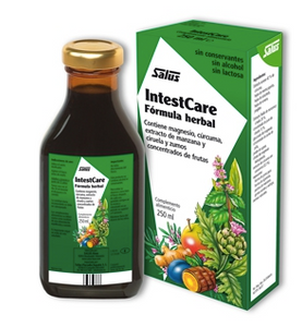 INTESTCARE 250ML SALUS - Herbolario El Búho